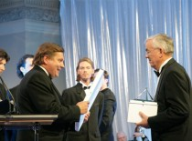 Partnerystės pažangos premijos laureatas 2008 m.: Rymantas Jonas Kažys