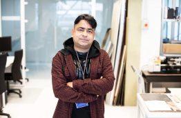 KTU tyrėjas iš Indijos: Lietuvoje tyras oras ir vanduo, o daugiau nieko ir nereikia
